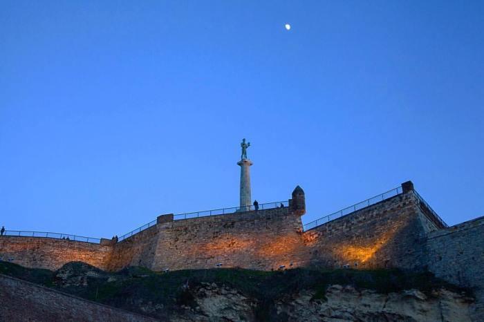 Serbia  Belgrade fortress.jpg